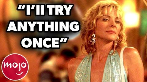 Top 10 Most Iconic Samantha Jones Quotes