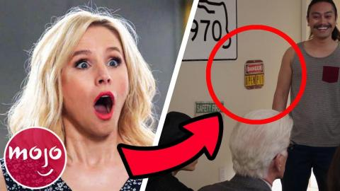 Top 10 Best The Good Place Hidden Jokes & Easter Eggs