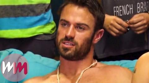 Top 10 Craziest Bachelor in Paradise Moments