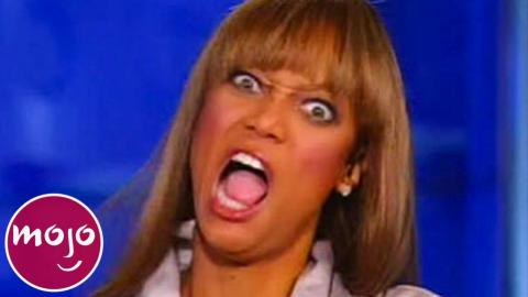 Top 10 Craziest Moments from The Tyra Banks Show