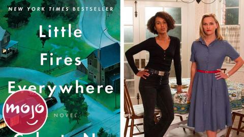 Top 10 Differences Between Little Fires Everywhere Book & Miniseries