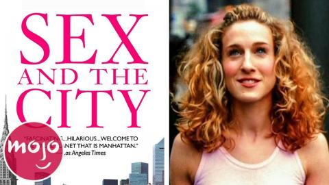Top 10 Differences Between Sex and the City Books & TV Show