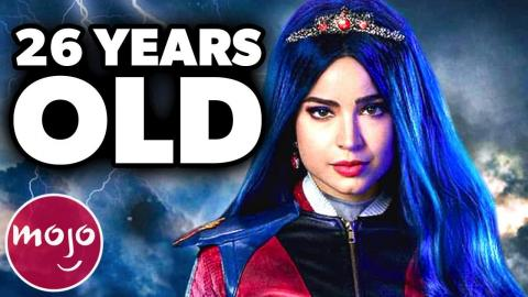 Top 10 Disney Stars Who Are Way Older Than You Thought