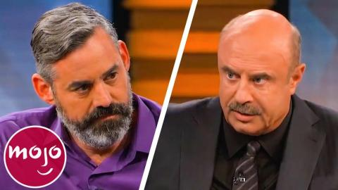 Top 10 Shocking Dr. Phil Guest Walk-Offs