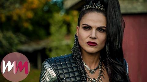 Top 10 Evil Queen Moments on Once Upon A Time
