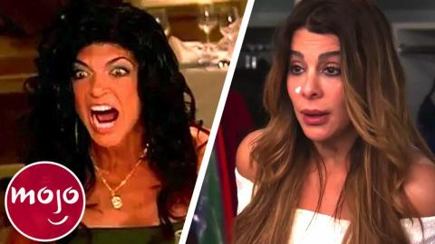 Top 10 Crazy Fights on The Real Housewives of New Jersey