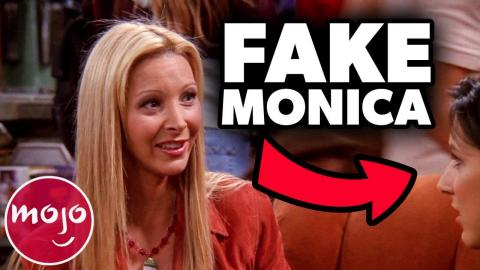Top 10 Friends Mistakes That Were Left in the Show