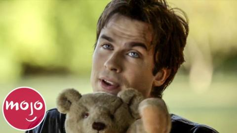 Top 10 Funniest Damon Salvatore Moments