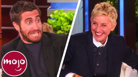Top 10 Funniest Segments on The Ellen Show