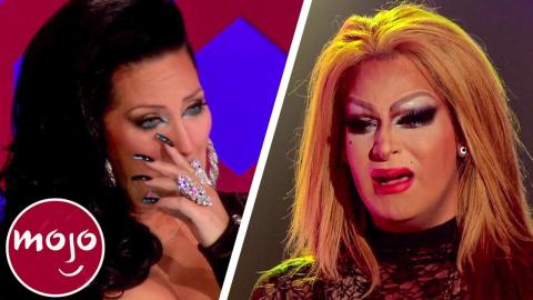 Top 10 Times RuPaul's Drag Race Got Real