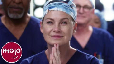 Top 10 Grey's Anatomy Moments That Made Us Happy Cry