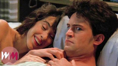 Top 10 Janice & Chandler Moments on Friends