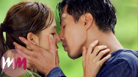 Top 10 K-Drama Kisses