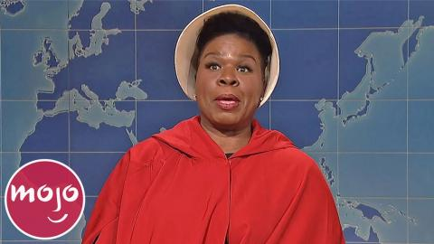Top 10 Hilarious Leslie Jones Moments on SNL