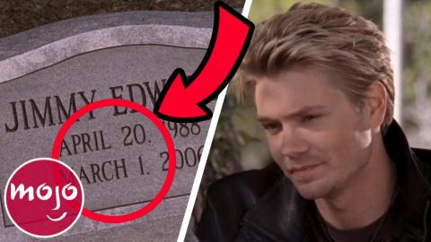 Top 10 Mistakes That Were Left in One Tree Hill