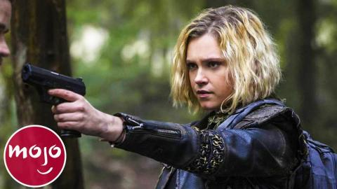 Top 10 Most Badass Clarke Moments on The 100