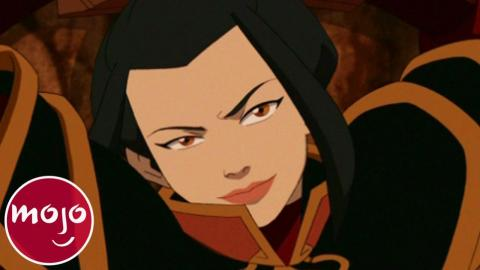 Top 10 Most Badass Ladies on Avatar The Last Airbender