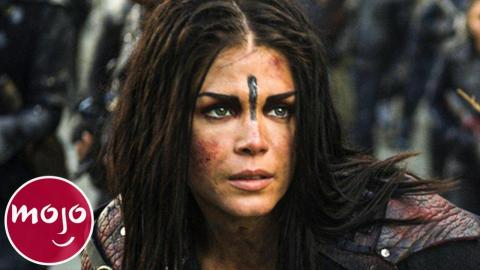 Top 10 Most Badass Octavia Moments on The 100
