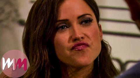 Top 10 Most Cringeworthy Moments from The Bachelorette