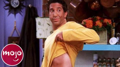 Top 10 Most Embarrassing Things That Happened to Ross on Friends