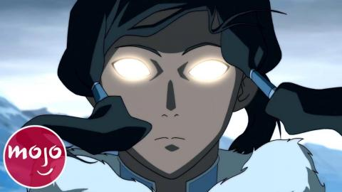 Top 10 Most Epic Bending Moments in The Legend of Korra