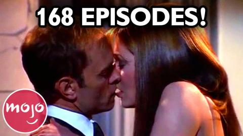 Top 10 Most Long-Awaited TV Kisses