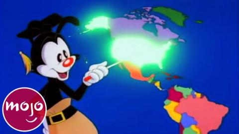 Top 10 Most Memorable Songs from Animaniacs