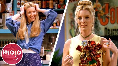 Top 10 Phoebe Buffay Looks We Would Totally Rock Today