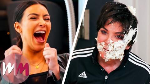 Top 10 Pranks on Keeping Up with the Kardashians