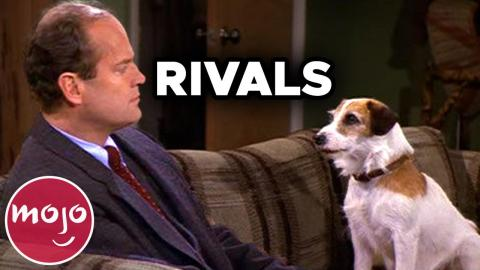 Top 10 Hilarious Frasier Running Gags