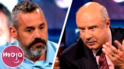 Top 10 Saddest Moments on Dr. Phil