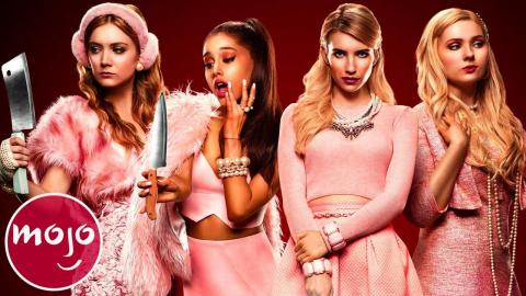 Top 10 Best Scream Queens Characters