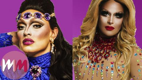 Top 10 Shady Queens on RuPaul's Drag Race