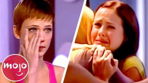 Top 10 Shocking Eliminations on America's Next Top Model