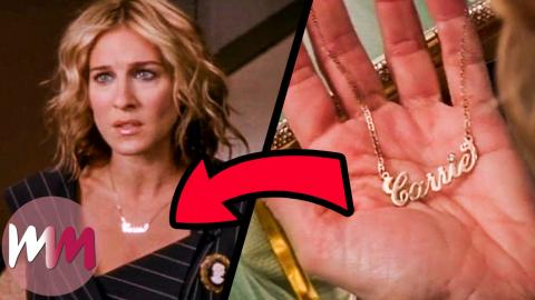 Top 10 Small Details in Sex and the City You Never Noticed