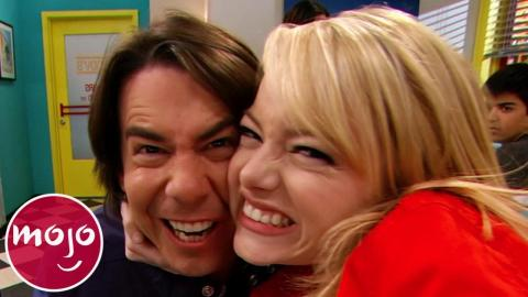 Top 10 Stars You Forgot Were on iCarly