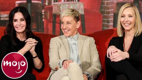 Top 10 Surprise Celebrity Cameos on Ellen