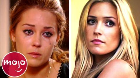 Top 10 Memorable The Hills Moments