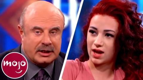 Top 10 Times Dr. Phil Got Owned By His Guests
