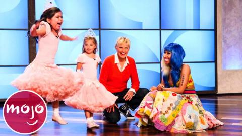Top 10 Times Ellen Helped Guests Meet Their Heroes