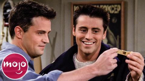 Top 10 Times Joey Was the Best Friend on Friends