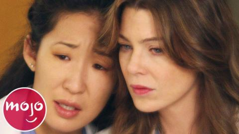 Top 10 Times Meredith & Cristina from Grey's Anatomy Were BFF Goals