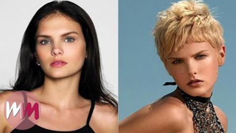 Top 10 Worst America's Next Top Model Makeovers