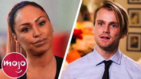 Top 10 Worst Couples on 90 Day Fiancé