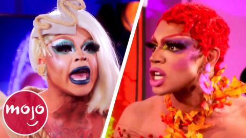 Top 20 Craziest Fights on RuPaul's Drag Race