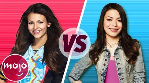 Victorious VS iCarly: Battle of the Nickelodeon Sitcoms