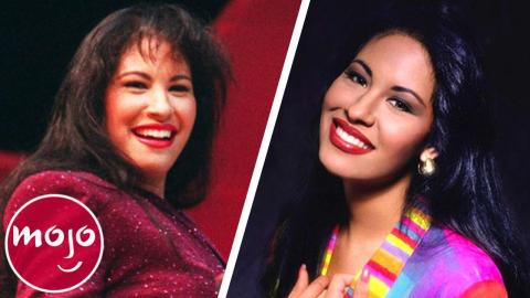 The Tragic Story of Selena Quintanilla-Pérez