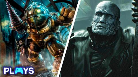 10 Intimidating Video Game Villains Who Never Speak