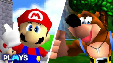 10 N64 Games That Are Still Worth Playing
