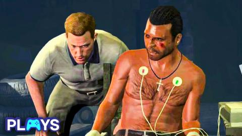 10 Worst Things GTA Characters Have Done